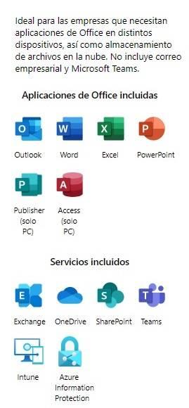Licencia Office 365 Premium