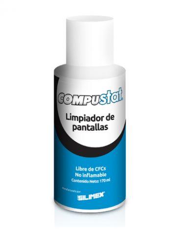 Limpieza Silimex CompuStat LCD/TFT/Plasma 170 ml