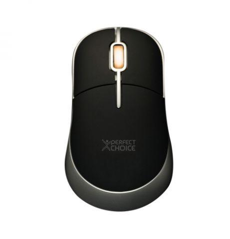 Raton Perfect Choice PC-043782 ratón Ambidiestro USB tipo A Óptico 800 DPI