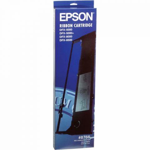 Cinta Epson Black Fabric Ribbon Cartridge cinta para impresora Negro
