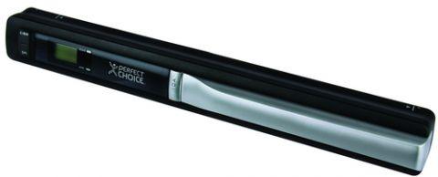 Escaner Perfect Choice Travel Scan 600 x 600 DPI Negro