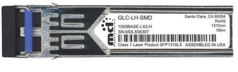 Transceptor Cisco GLC-LH-SMD módulo de red del transceptor 1000 Mbit/s SFP 1300 nm