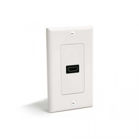 Accesorio StarTech.com Tapa de Pared HDMI Hembra de 1 Salida - Blanca
