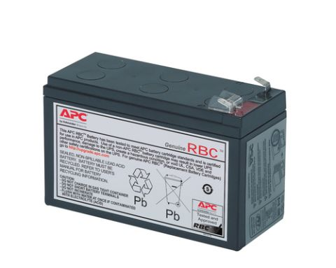 Remplazo APC RBC17 batería para sistema UPS Sealed Lead Acid (VRLA)