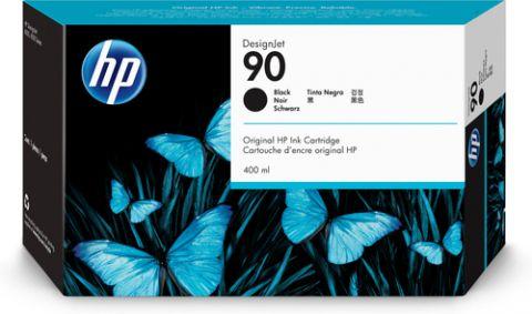 Cartucho HP 90 1 pieza(s) Original Negro