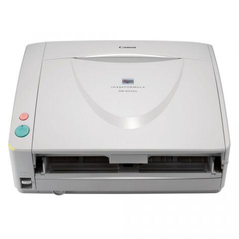 Escaner Canon imageFORMULA DR-6030C Escáner alimentado con hojas 600 x 600 DPI Blanco