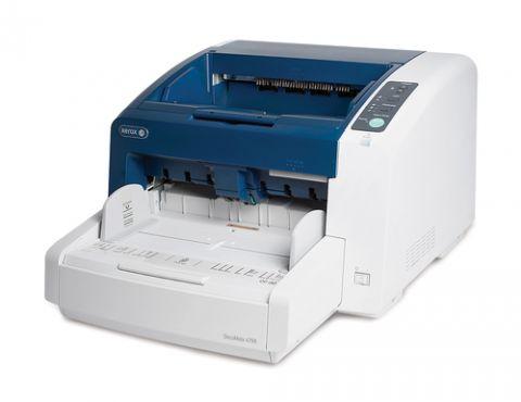 Escaner Xerox DocuMate 4799 Escáner alimentado con hojas A3 Azul, Blanco