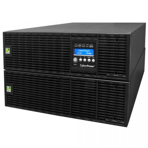 No Break y UPS CyberPower OL6000RT3U sistema de alimentación ininterrumpida (UPS) 6000 VA 5400 W 4 salidas AC