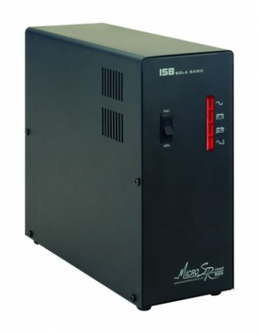No Break y UPS Industrias Sola Basic Micro SR inet 800 VA 4 salidas AC