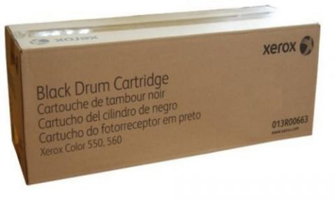 Tambor XEROX - Cartucho, Negro 013R00663