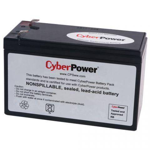 Remplazo CyberPower RB1290 batería para sistema UPS 12 V