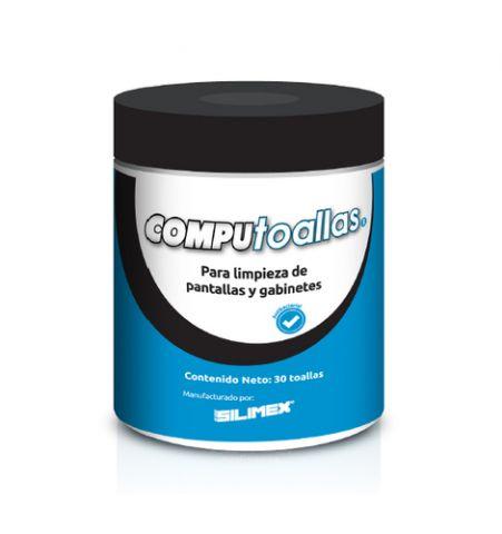 Toallas húmedas SILIMEX - Paños húmedos, Componentes electrónicos COMPUTOALLAS