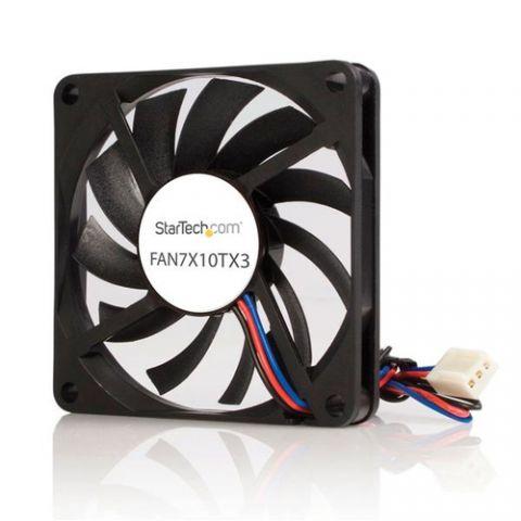 Enfriamiento y Ventilación StarTech.com Ventilador de Repuesto para Disipador de Procesador o Caja Chasis Computadora - 70mm - TX3