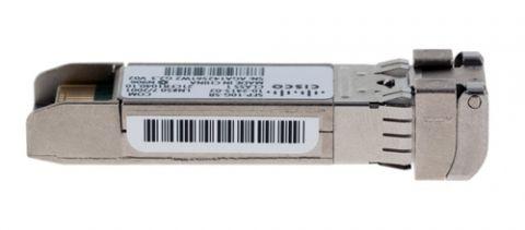 Transceptor Cisco SFP-10G-SR= convertidor de red 850 nm