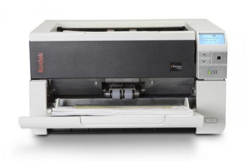 Escaner Kodak i3200 Scanner Escáner con alimentador automático de documentos (ADF) 600 x 600 DPI A3 Negro, Gris