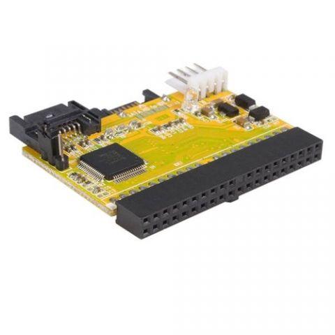 Adaptadores para Disco Duro StarTech.com Convertidor Adaptador Conector IDE ATA a 2 Puertos de Disco Duro SATA