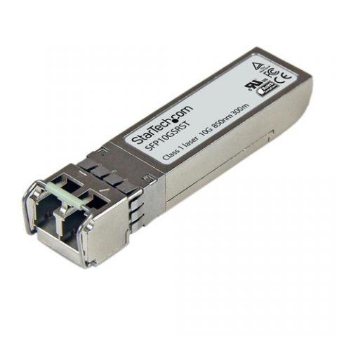 Transceptor StarTech.com Módulo Transceptor SFP+ Compatible con Cisco SFP-10G-SR - 10GBASE-SR