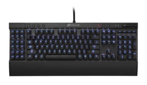 Teclado y raton Corsair Vengeance K95 teclado USB QWERTY Inglés Negro