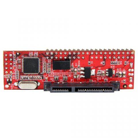 Adaptadores para Disco Duro StarTech.com Adaptador IDE PATA de 40 pines a SATA Serial ATA - Convertidor para Disco Duro SSD Unidad Óptica