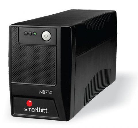 No Break y UPS Smartbitt NoBreak NB750 750 VA 375 W 6 salidas AC