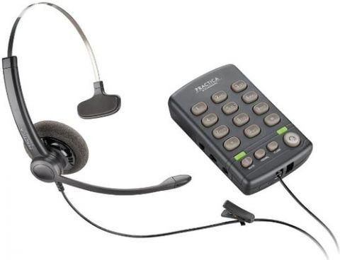 Antena POLY T110 teléfono Teléfono analógico Negro