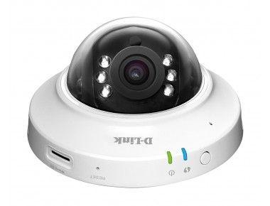 Cámaras de videovigilancia D-Link DCS-6004L cámara de vigilancia Cámara de seguridad IP Exterior Domo 1280 x 720 Pixeles Techo