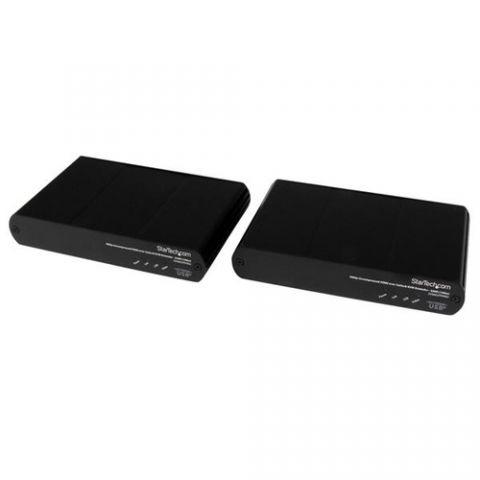 Accesorio StarTech.com Extensor de Consola KVM HDMI USB por Cable Cat5e / Cat6 con Video 1080p HD Sin Comprimir - 100m