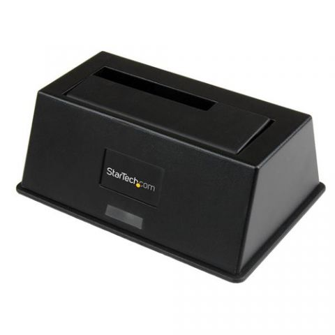 Adaptadores para Disco Duro StarTech.com Base de Acoplamiento USB 3.0 UASP para Conexión de Disco Duro SSD - Docking Station