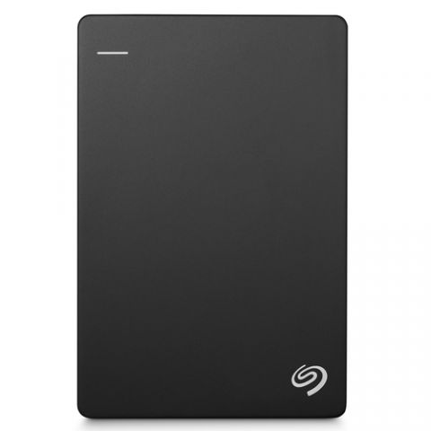 Disco duro externo Seagate Backup Plus Slim, 1TB disco duro externo 1000 GB Negro