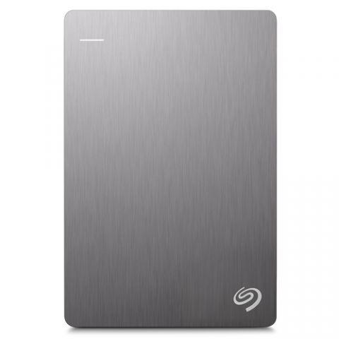 Disco duro externo Seagate Backup Plus Slim, 1TB disco duro externo 1000 GB Plata