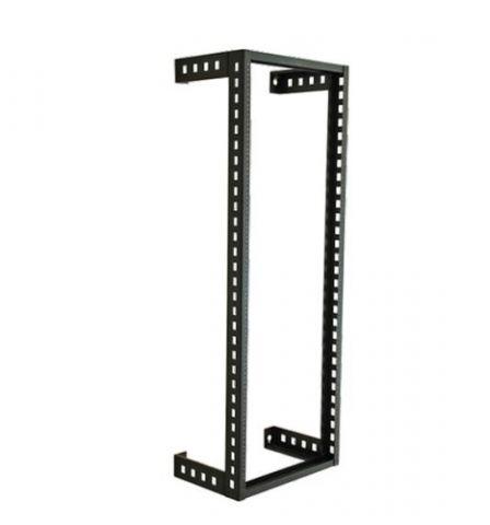 North System NORTH021-BKL armario rack Bastidor de pared Negro