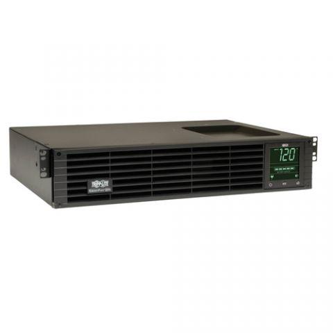 No Break y UPS Tripp Lite SMART1500RMXL2UA UPS No Break SmartPro Interactivo de Onda Sinusoidal, Autonomía Extendida, 120V 1.5kVA 1.35kW, Opciones de Tarjeta de Red, 2U, LCD, USB, DB9