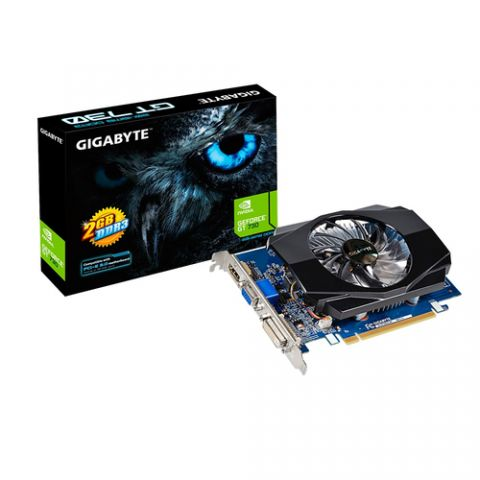 Tarjeta gráfica Gigabyte GeForce GT 730 2GB