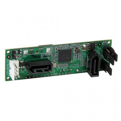 StarTech.com Tarjeta Adaptador SATA a RAID de 2 Unidades - Conversor Controlador SATA Interno a RAID