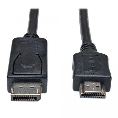 Accesorio Tripp Lite P582-006 Adaptador de Cable DisplayPort a HDMI (M/M), 1.83 m [6 pies]