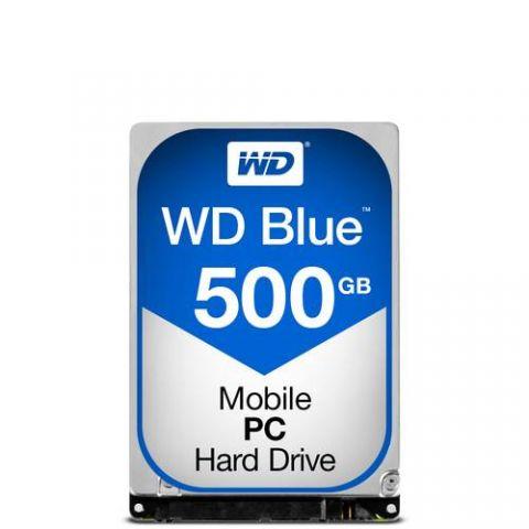 "Disco Duro Western Digital Blue PC Mobile 2.5"" 500 GB Serial ATA III"