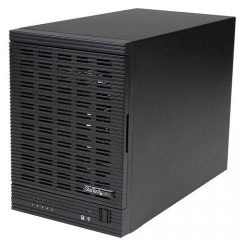 Gabinete para disco duro StarTech.com Gabinete USB 3.0 y eSATA UASP de Discos Duros y SSD con 5 Bahías SATA III de 2.5 o 3.5 Pulgadas