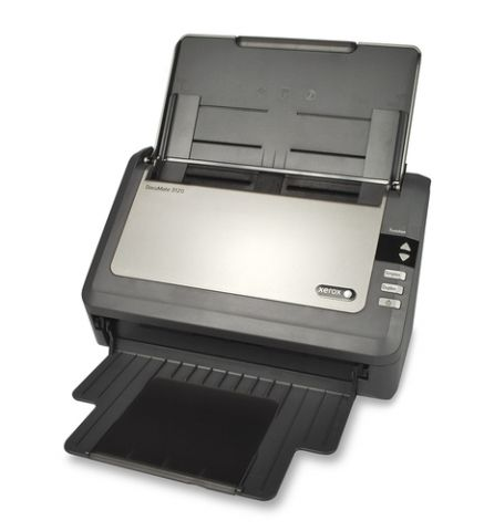 Escaner Xerox DocuMate 3120 Escáner con alimentador automático de documentos (ADF) 600 x 600 DPI A4 Negro