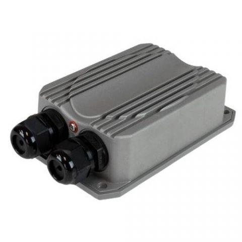 Antena StarTech.com R300WN22MOD punto de acceso inalámbrico 300 Mbit/s Gris Energía sobre Ethernet (PoE)
