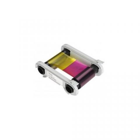 Cinta Evolis R5F002AAA cinta para impresora Negro, Cian, Magenta, Amarillo