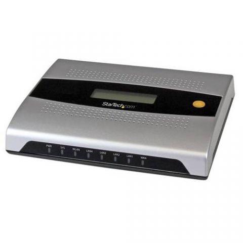Antena StarTech.com Punto de Acceso Inalámbrico Wi-Fi para Invitados - Wireless N - 2.4GHz - 300Mbps