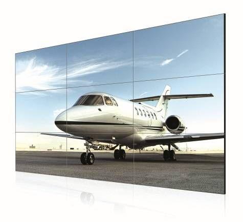 """LG 55LV35A pantalla de señalización Pantalla plana de señalización digital 139.7 cm (55"""") LED Full HD Negro"""