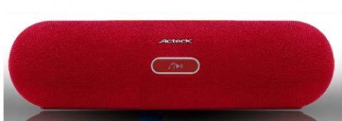 Bocina Acteck PL-300 Rojo 10 W