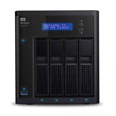 Western Digital My Cloud EX4100 NAS Escritorio Ethernet Negro Armada 388