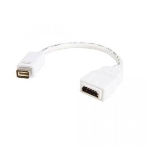 Accesorio StarTech.com Adaptador HDMI a Mini DVI - Hembra HDMI -Macho Mini DVI- Para Macbook iMac - Blanco