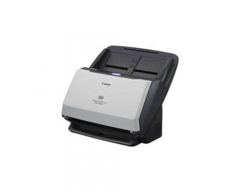 Escaner Canon imageFORMULA DR-M160II 600 x 600 DPI Escáner con alimentador automático de documentos (ADF) Negro, Gris A4
