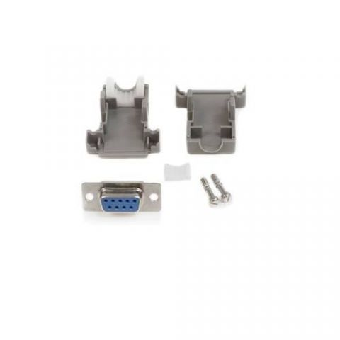Accesorio StarTech.com Conector D-SUB DB9 Serial Hembra Ensamblado con Carcasa Plástica