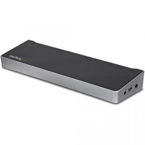 Accesorios para Componente StarTech.com Docking Station USB 3.0 para dos Laptops