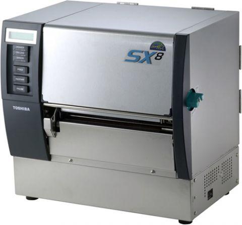 Cabezal Toshiba B-SX8T impresora de etiquetas Térmica directa / transferencia térmica 305 x 305 DPI Inalámbrico y alámbrico