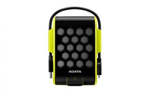 Disco duro externo ADATA 1TB HD720 disco duro externo 1000 GB Negro, Verde